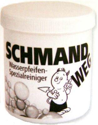 Schmand-Weg! für Bong und Glaspfeifen - Wasserpfeifen-Spezialreiniger
