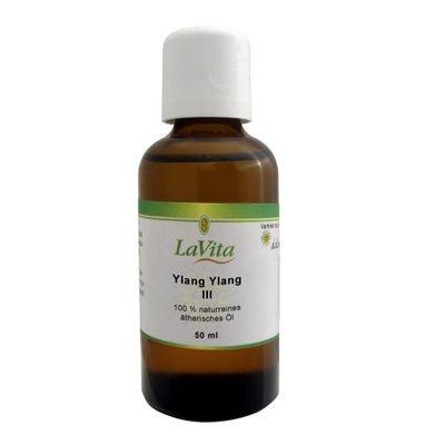 LaVita Ylang Ylang Öl 50 ml, naturrein