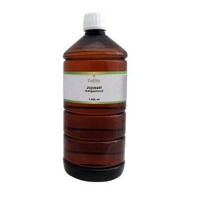 LaVita Jojobaöl 1000 ml, Kaltgepresst