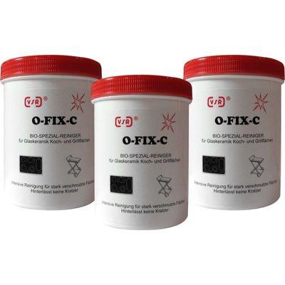 3 x VSR O-FIX-C Spezial-Reiniger