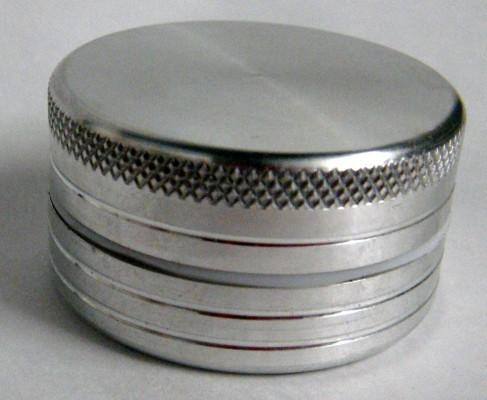 Alu Grinder 2 Teilig, 35 mm