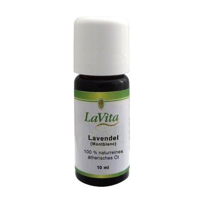 LaVita Lavendelöl Montblanc 10 ml, 100% Naturrein