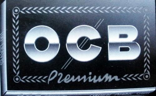 OCB Schwarz Premium No 4 kurz, Päckchen