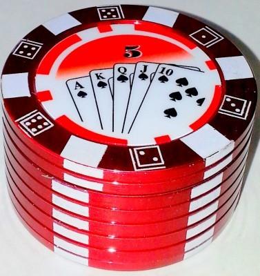 Casino Grinder 3 Teilig, 50 mm