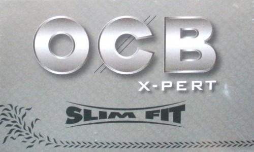 OCB X-Pert Slim fit long Booklet