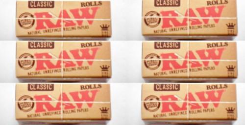 6 x 3m, RAW Rolls