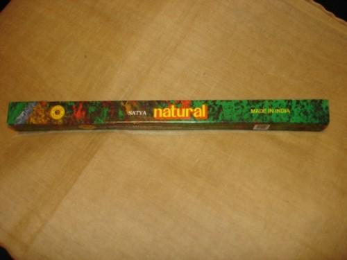 Räucherstäbchen NATURAL 10g